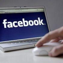 За три месяца Facebook более чем в два раза обошел по рекламным площадям компанию Yahoo!