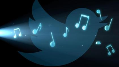 Twitter#music