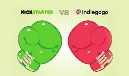 Indiegogo Kickstarter