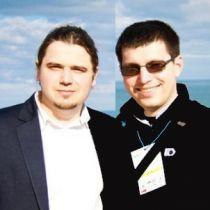 Сергей Волчкович (слева) и Александр Вишневский (справа) ушли на вольные хлеба